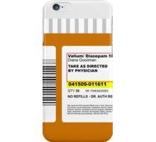 Valium Is My Favorite Color iPhone Case/Skin