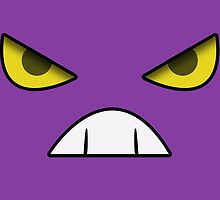 Pokemon - Crobat Crobat Face by NinjasInCarpets