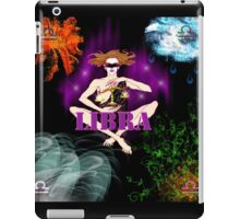 Libra - Astrology Sign iPad Case/Skin