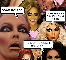 Alyssa Edwards by tris4raht0ps
