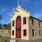 1880s Fenwick Building, Bell's Foreshore, Balmain East by Gary Kelly