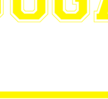 It's A JOGA thing, you wouldn't understand !! Sticker