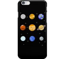 Pixel Planets iPhone Case/Skin