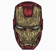 Iron Man Mask  Kids Clothes