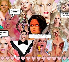 Courtney Act by tris4raht0ps