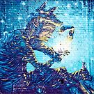 Mural Graffiti  Witchery  by yurix