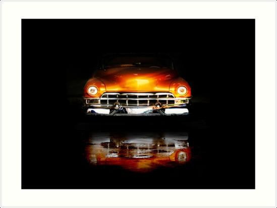 roadster by Matt Mawson