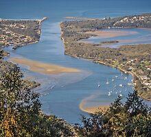 Charmhaven River Estuary - Australia by TonyCrehan