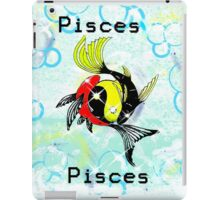 Pisces - Astrology Sign iPad Case/Skin