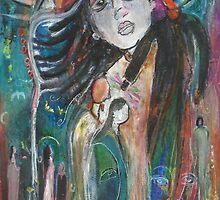 Carnival Mirror by F. Magdalene Austin