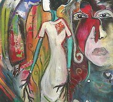 Traveler by F. Magdalene Austin