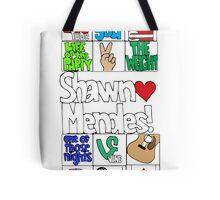 Shawn Mendes! Tote Bag