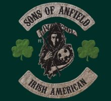 Sons of Anfield - Irish American by EvilGravy
