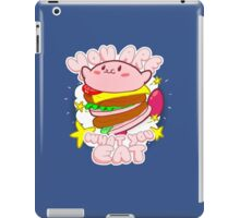 You are what you eat! iPad Case/Skin