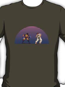 Wolverine v Ryu T-Shirt