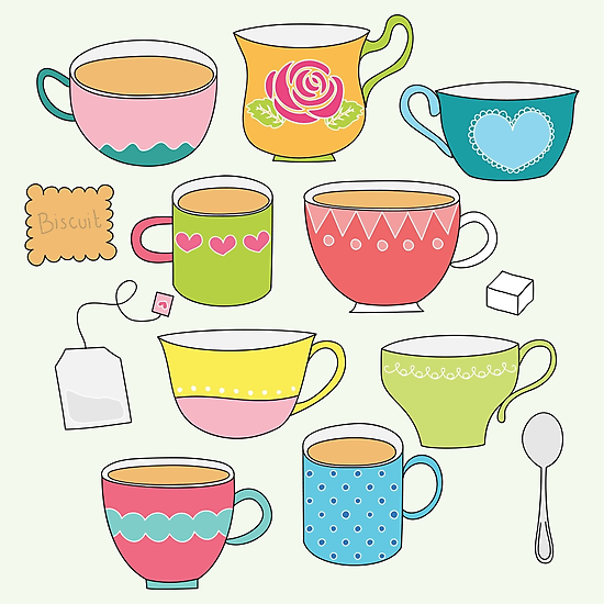 Tea Time by s3xyglass3s