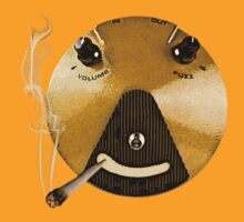 Smoking Fuzz Face by PartisanArtisan