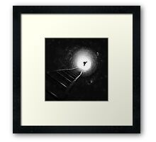 Light Redemption Framed Print