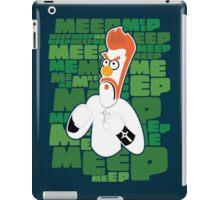 Meep Fella iPad Case/Skin