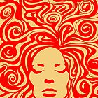 60s psychedelic by khuship