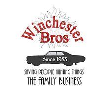 Winchester Bros Since 1983 by jadejen76