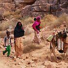 Turaeg Nomads by Omar Dakhane