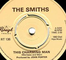 Vinyl Merch - The Smiths  Sticker