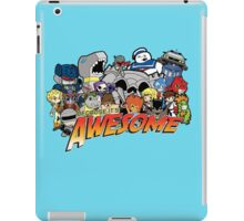 Because it's Awesome! iPad Case/Skin