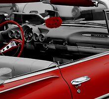 '59 Impala by Tracy Deptuck
