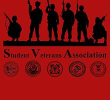 Student Veterans Association by Sarha42