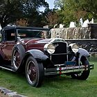 1928 Packard 526 Convertible Coupe I by DaveKoontz