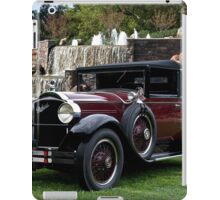 1928 Packard 526 Convertible Coupe II iPad Case/Skin