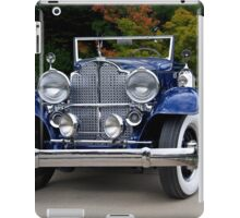 1932 Packard Victoria Convertible III iPad Case/Skin