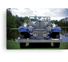 1932 Packard Victoria Convertible IV Canvas Print
