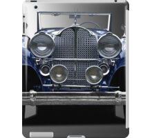 1932 Packard Victoria Convertible I iPad Case/Skin