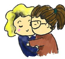 Cophine Kisses by Caitlin Cameron