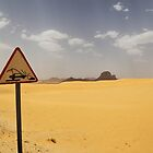 Beware of the Sand by Omar Dakhane