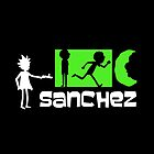 Sanchez - shirt poster pillow hoodie by lavalamp