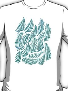 Green Fronds T-Shirt