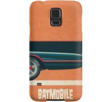 Batmobile 66 part III of III Samsung Galaxy Case/Skin