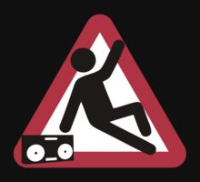 Caution: Breakdancing  Kids Clothes