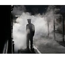 All aboard! Photographic Print