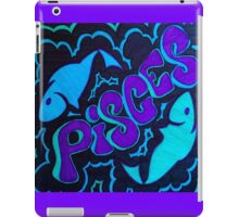 Pisces Best Art iPad Case/Skin