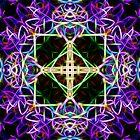 Hippie Mandala Art by Pixie Copley LRPS