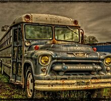 The Old School Bus by thomr