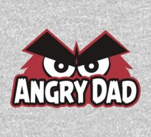 Angry Dad Kids Clothes