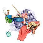 New Adventures - Adventure Time! by Jesse Rubenfeld