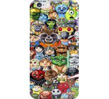CircleToon Collage iPhone Case/Skin