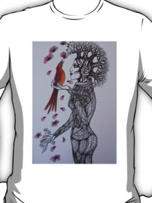 The songbird T-Shirt