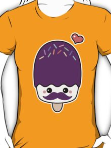 Cute Grape Popsicle T-Shirt
